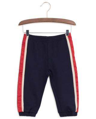 GG Stripe baby track trousers GUCCI