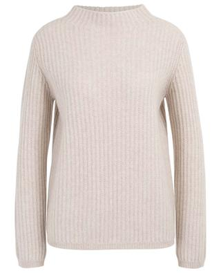 Cashmere ribbed knit jumper ALLUDE
