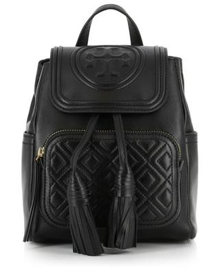 Fleming Mini quilted leather backpack TORY BURCH