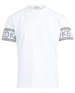 Kenzo Sport T-shirt with printed short sleeves KENZO