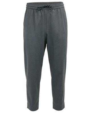 Pantalon en flanelle esprit jogging Expedition KENZO