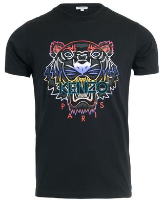 Gradient Tiger T-shirt with gradient print KENZO