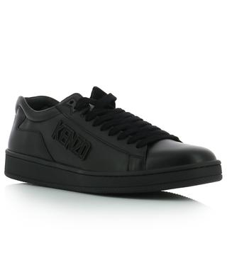 Tennix leather logo lace-up sneakers KENZO