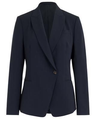 Double-breasted wool blend blazer BRUNELLO CUCINELLI