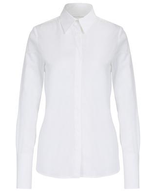 Back Bow white poplin shirt VICTORIA BY VICTORIA BECKHAM