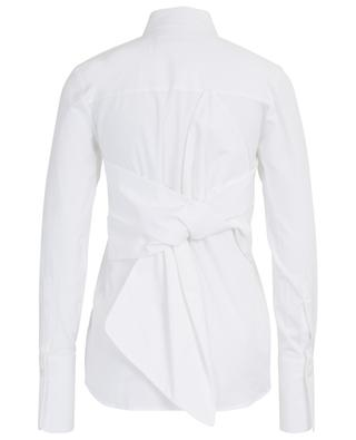 Chemise blanche en popeline Back Bow VICTORIA BY VICTORIA BECKHAM