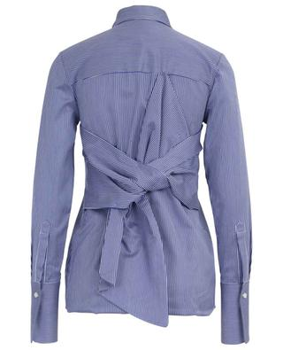 Back Bow striped shirt VICTORIA BY VICTORIA BECKHAM