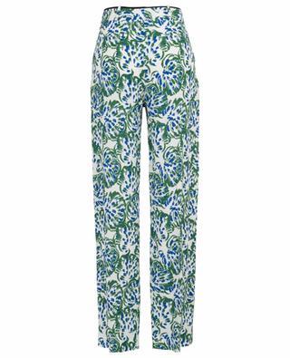 Floral pyjama spirit wide-leg trousers VICTORIA BY VICTORIA BECKHAM