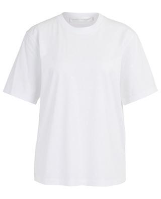 T-shirt en coton avec logo VICTORIA BY VICTORIA BECKHAM