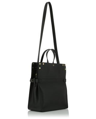 Fendi Flip Regular 3D FF print leather tote bag FENDI