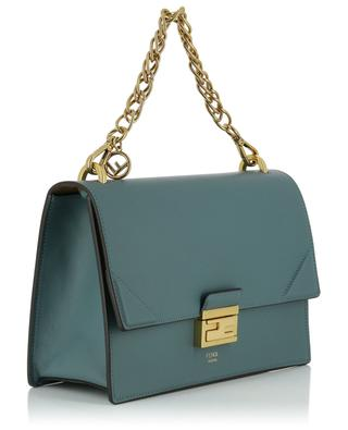 Kan U double carry leather bag FENDI