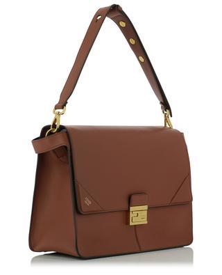 Kan U Large matte leather shoulder bag FENDI