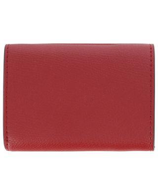 Mini leather wallet FENDI