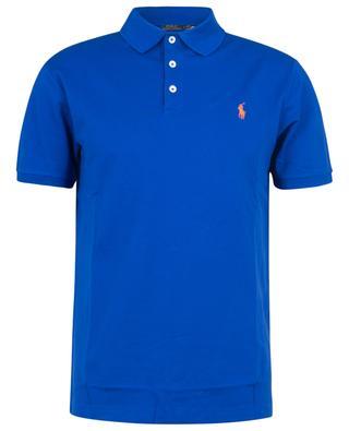 Slim-Fit-Polohemd aus Stretch-Baumwollpiqué POLO RALPH LAUREN
