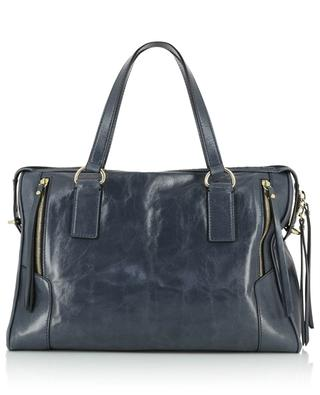 Cloe large used look leather handbag GIANNI CHIARINI