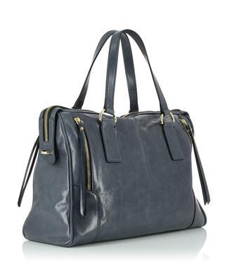 Grosse Handtasche aus Used-Look-Leder Cloe GIANNI CHIARINI