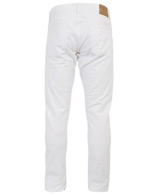 The Sullivan Slim white distressed jeans POLO RALPH LAUREN