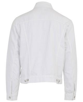 Blouson en jean blanc effet vieilli POLO RALPH LAUREN