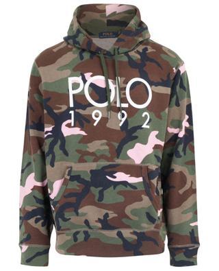 Kapuzensweatshirt mit Kamouflage-Print Polo 1992 POLO RALPH LAUREN