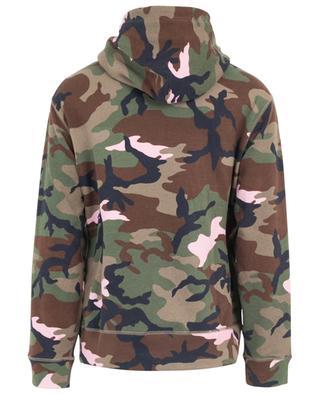 Polo 1992 camouflage print hooded sweatshirt POLO RALPH LAUREN