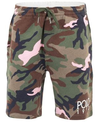 Polo 1992 camouflage print sweat shorts POLO RALPH LAUREN