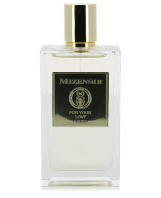 For Your Love eau de parfum - 100 ml MIZENSIR