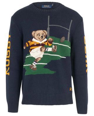Pull jacquard Polo Bear Rugby RALPH LAUREN