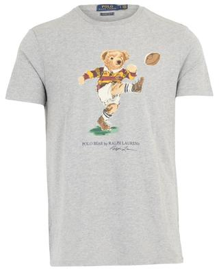 Polo Bear Rugby printed slim fit T-shirt POLO RALPH LAUREN