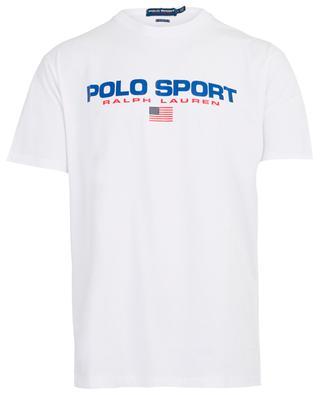 T-Shirt aus Baumwolle mit Logo RALPH LAUREN