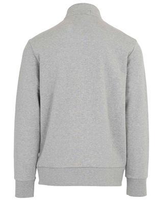 Cotton blend sweatshirt with stand-up collar POLO RALPH LAUREN