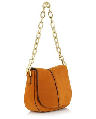 Helena Small suede shoulder bag GIANNI CHIARINI