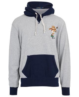 Sweatshirt aus Baumwolle mit Kapuze und Bär RALPH LAUREN