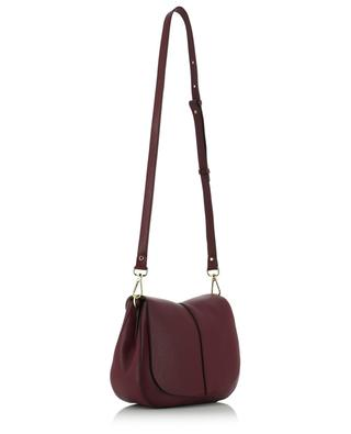 Helena Medium grained leather crossbody bag GIANNI CHIARINI