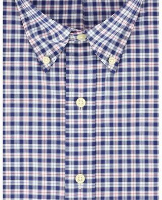 Chemise à carreaux en coton stretch Custom Fit POLO RALPH LAUREN