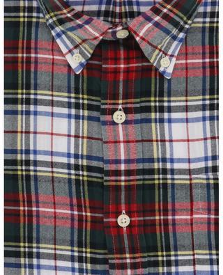 Chemise à carreaux en flanelle M Classics Custom Fit POLO RALPH LAUREN