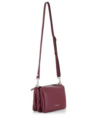 Three Medium grained leather crossbody bag GIANNI CHIARINI