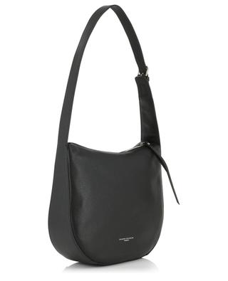 Petra Medium grained leather shoulder bag GIANNI CHIARINI