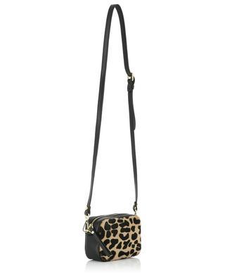 Olivia leopard print belt bag GIANNI CHIARINI