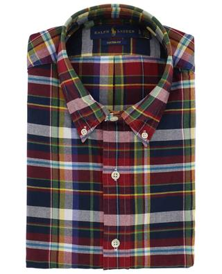 M Classics checked Custom Fit shirt POLO RALPH LAUREN