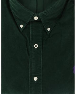 Hemd aus Cord POLO RALPH LAUREN