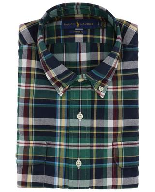M Classics Custom Fit checked shirt with chest pockets POLO RALPH LAUREN