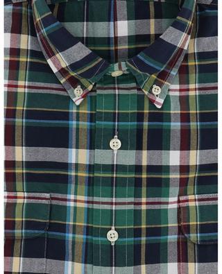 Chemise à carreaux avec poches poitrine M Classics Custom Fit POLO RALPH LAUREN