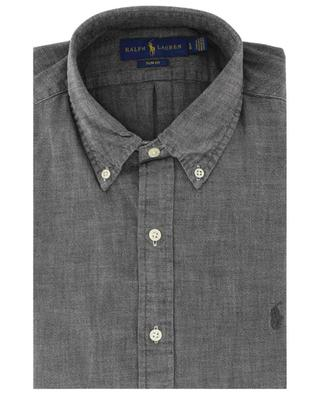 M Classics 2 fitted chambray shirt POLO RALPH LAUREN