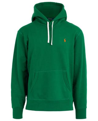 Pony embroidered M Classics cotton blend hoodie POLO RALPH LAUREN