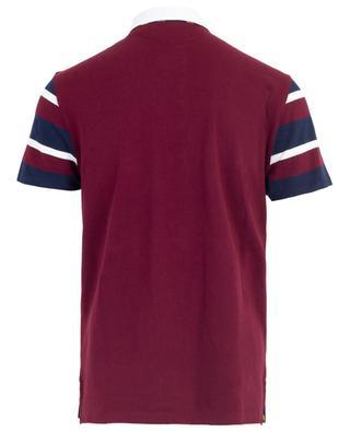 Cotton piqué polo shirt with embroidered bear POLO RALPH LAUREN