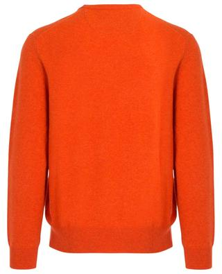 Logo adorned merino wool round neck jumper POLO RALPH LAUREN