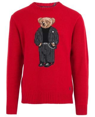 Pull en laine Suit Bear POLO RALPH LAUREN
