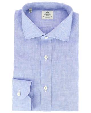Fabio linen shirt BORRELLI