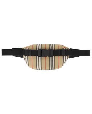 Sonny vintage check nylon belt bag BURBERRY