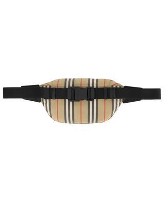 Sac ceinture en nylon motif Vintage Check Sonny BURBERRY